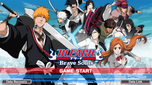 BLEACH Brave Souls - 3D Action poster