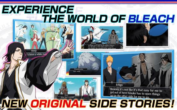 BLEACH Brave Souls screenshot 10