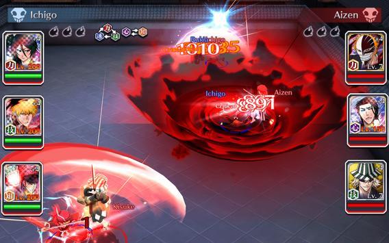 BLEACH Brave Souls - 3D Action Ekran Görüntüsü 12