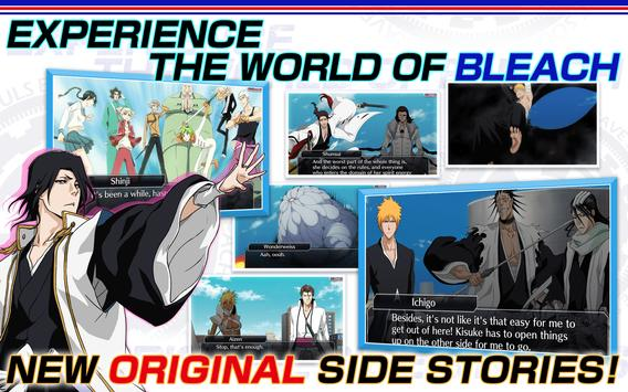 BLEACH Brave Souls capture d'écran 16