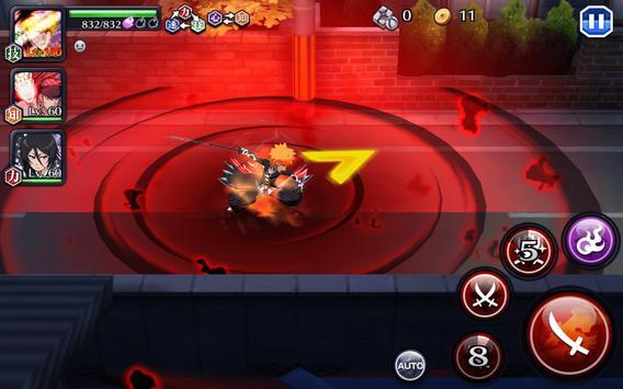 BLEACH Brave Souls - 3D Action screenshot 9