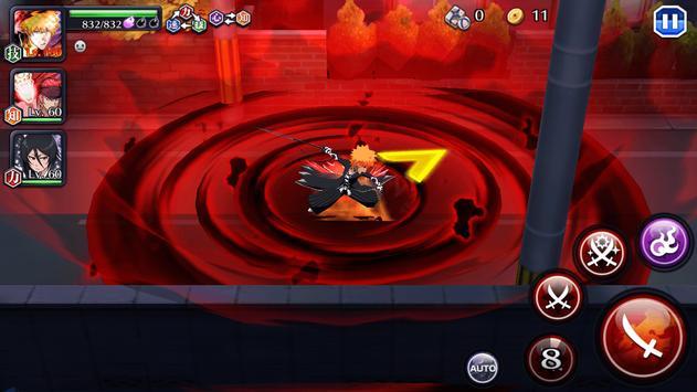 BLEACH Brave Souls - 3D Action screenshot 2