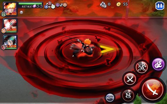 BLEACH Brave Souls - アクションRPG スクリーンショット 16