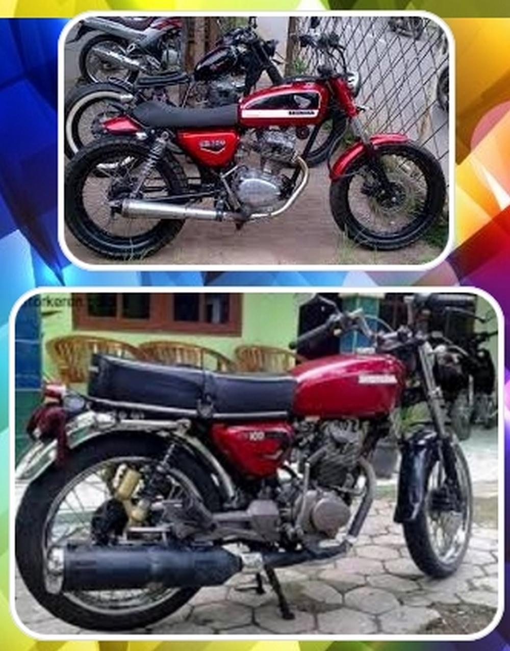 classic modification honda cb100 for Android - APK Download