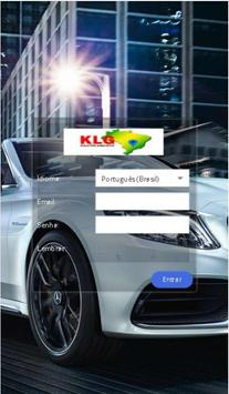 KLG Rastreamento poster