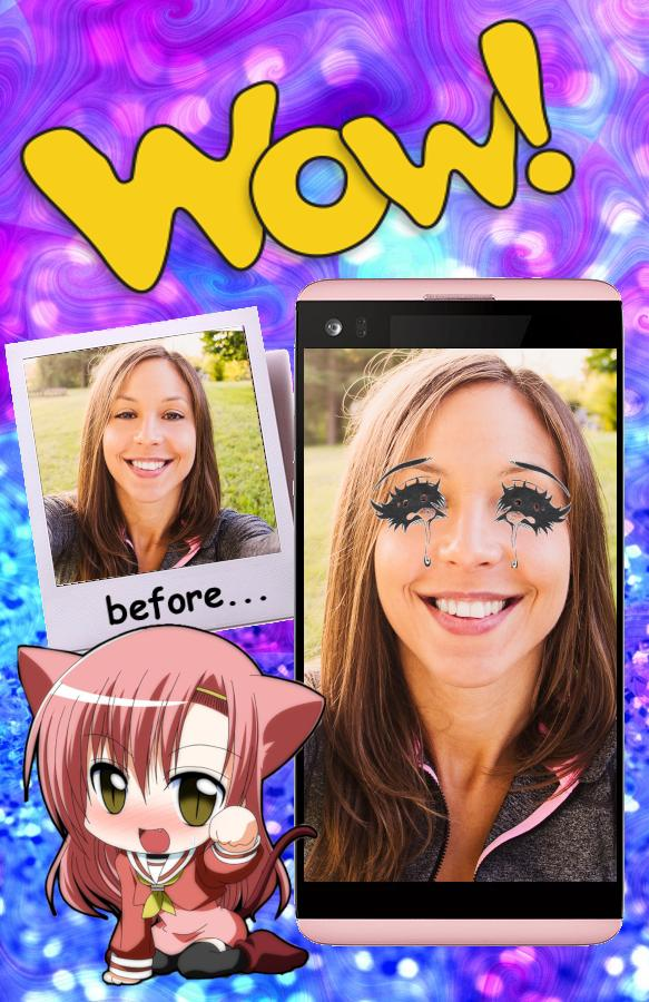 Anime Face Avatar Maker App for Android - APK Download