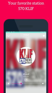 570 KLIF News AM Radio Station Dallas Texas 3