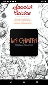LA CAMITA A DOMICILIO poster