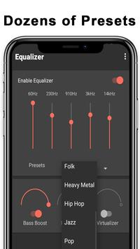 Equalizer Pro screenshot 2