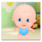 Talking Baby Boy icon