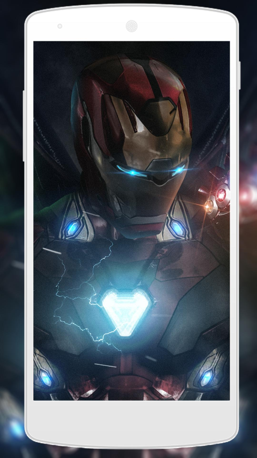Iron Man Wallpapers Hd 4k For Android Apk Download