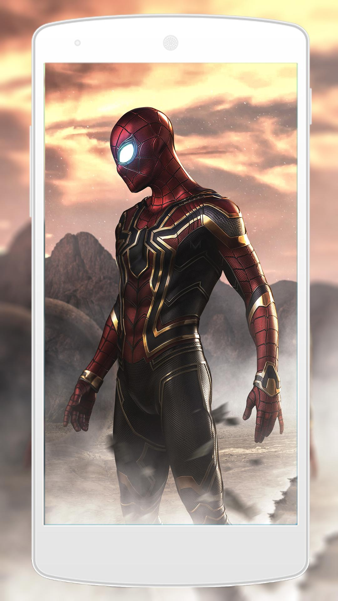 Spider Man Far From Home Hd Wallpapers For Android Apk