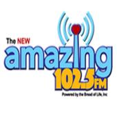 KMAZ- The New Amazing 102.5 Fm icon