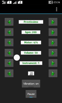 KM Metronome screenshot 3