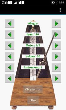 KM Metronome screenshot 2
