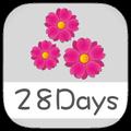 Calendário Ciclo Menstrual