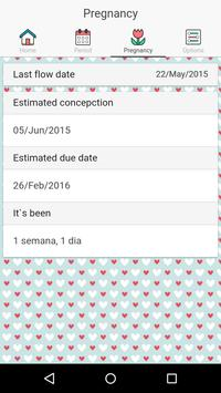 Period and Ovulation Tracker screenshot 3