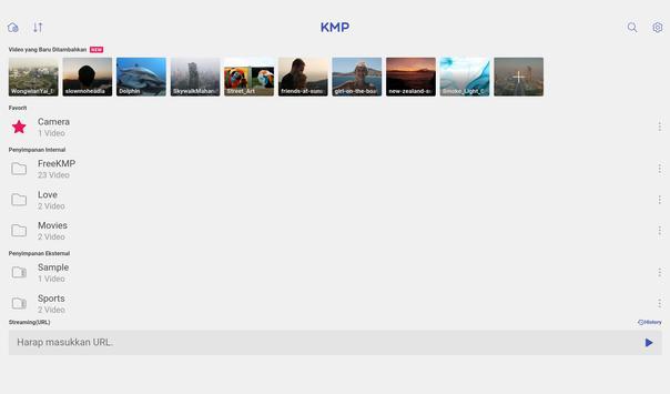 Pemutar Video KMP screenshot 9