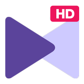 Video player KM - HD UHD 4K Video & Music Player icon