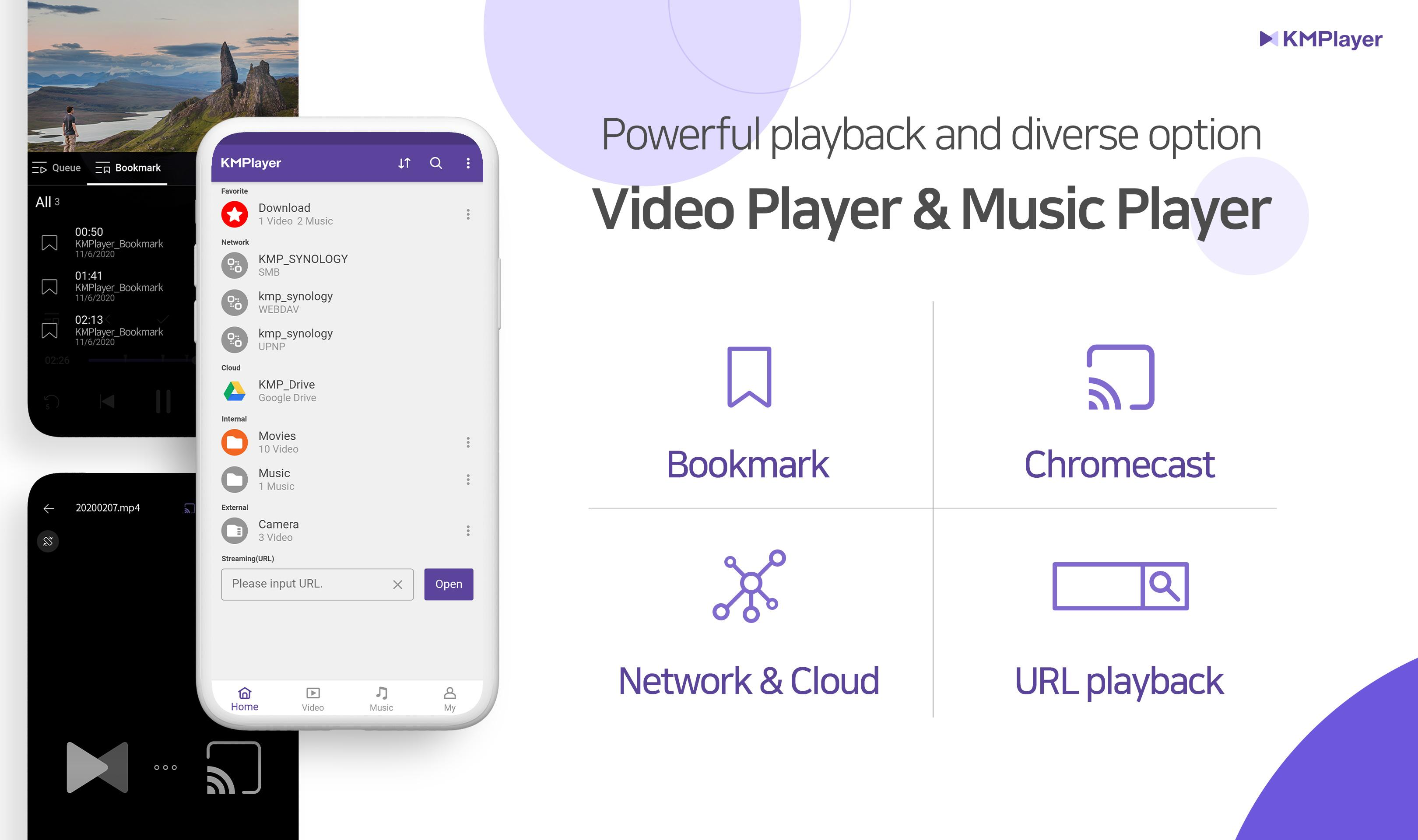 KMPlayer for Android - APK Download