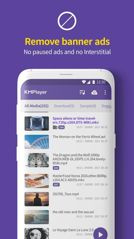 Video Player Km Hd Uhd 4k Video Music Player For Android Apk