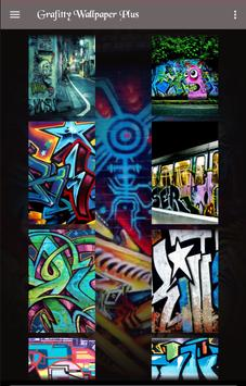 Graffiti Wallpaper HD Plus Zipper screenshot 5