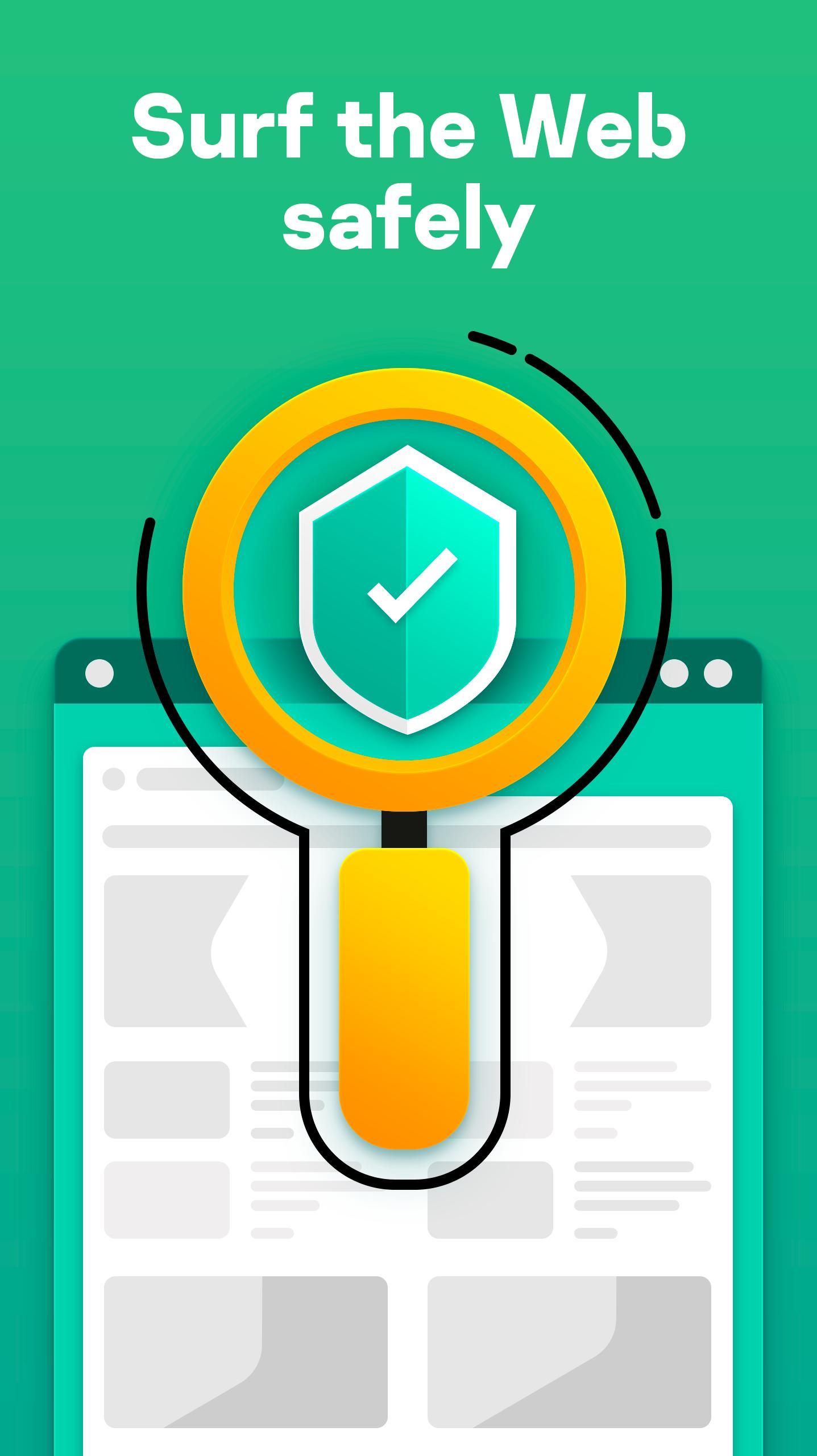 Kaspersky Mobile Antivirus: AppLock & Web Security for