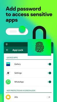 Kaspersky Mobile Antivirus: AppLock & Web Security screenshot 7