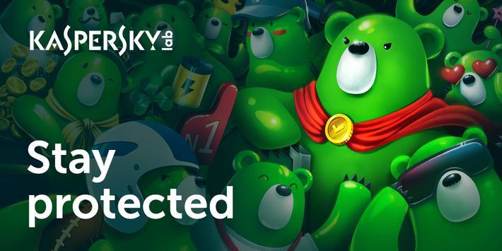 Kaspersky Mobile Antivirus: AppLock & Web Security poster