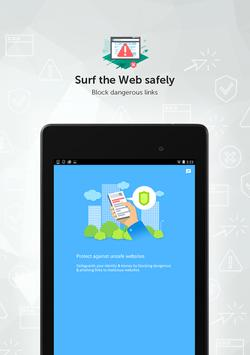 Kaspersky Mobile Antivirus: AppLock & Web Security 截圖 13