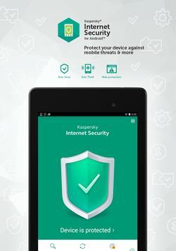 Kaspersky Mobile Antivirus: AppLock & Web Security screenshot 10