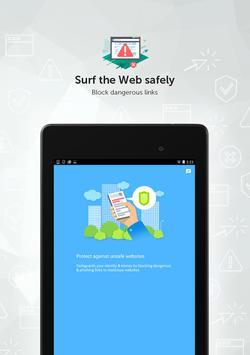 Kaspersky Mobile Antivirus: AppLock & Web Security screenshot 12