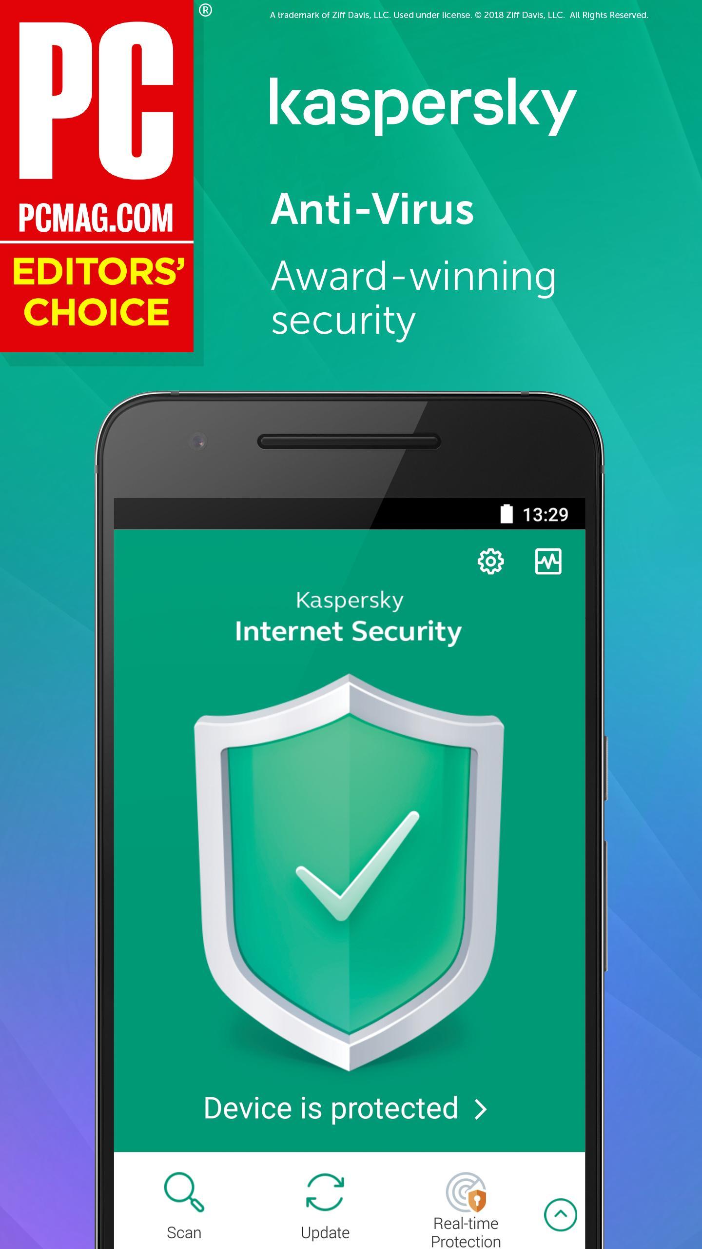 kaspersky mobile security antivirus