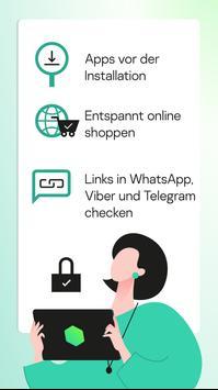 Kaspersky Sicherheit: Antivirus und Handy Schutz Screenshot 6