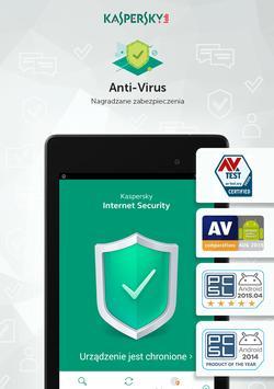 Antywirus Mobilny Kaspersky: Ochrona & App Lock screenshot 14