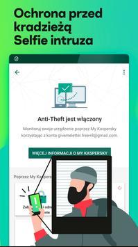 Antywirus Mobilny Kaspersky: Ochrona & App Lock screenshot 3