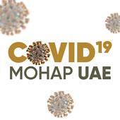 COVID19 UAE-icoon