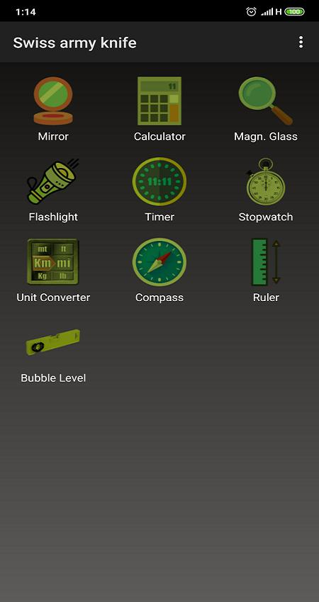 The Best Swiss Army Knife App Free Download Gif