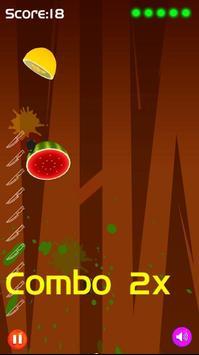 Knife Hit : Fruit Smasher 2019 screenshot 1