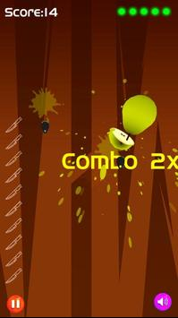 Knife Hit : Fruit Smasher 2019 screenshot 2