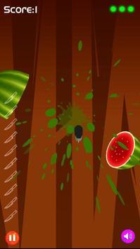 Knife Hit : Fruit Smasher 2019 screenshot 4