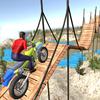 свободный велосипед трюк игры - мотоциклы трюки иконка