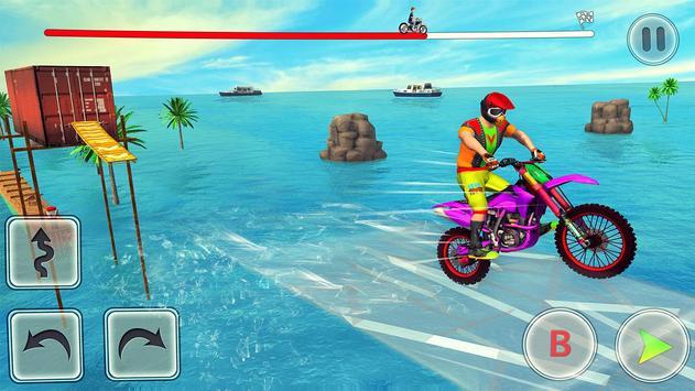bedava bisiklet yarış oyunları - motor oyunu 2021 Ekran Görüntüsü 4
