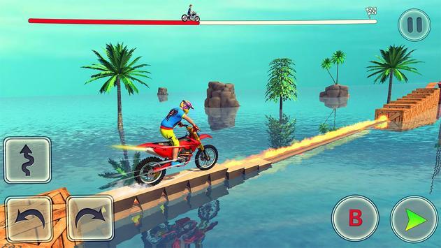 bedava bisiklet yarış oyunları - motor oyunu 2021 Ekran Görüntüsü 5
