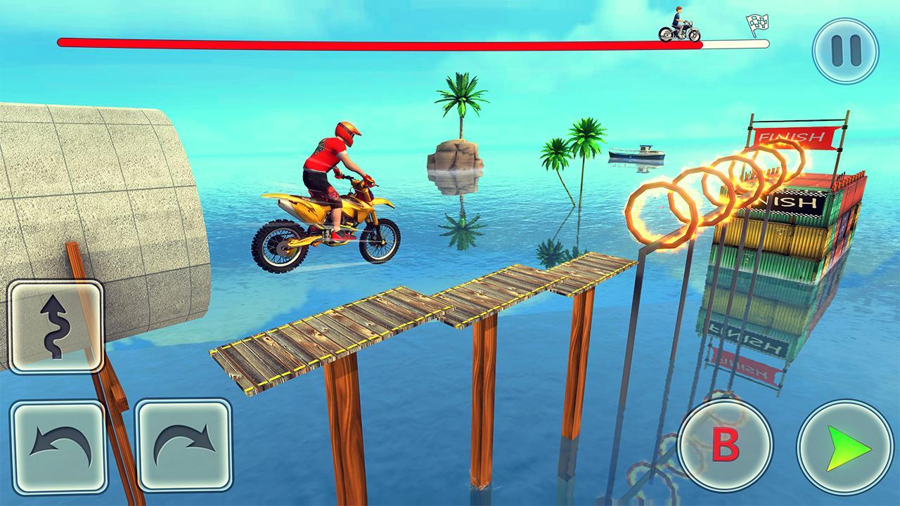 Bike Stunt Race Master 3d Racing Free Games 2020 For Android