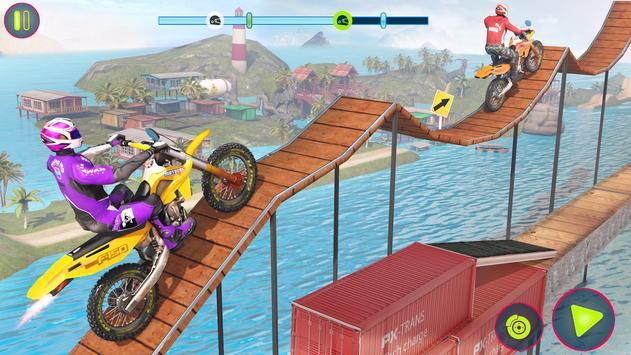 bedava bisiklet yarış oyunları - motor oyunu 2021 Ekran Görüntüsü 6