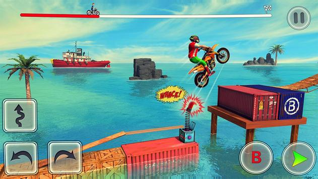 Bike Stunt Race 3d Bike Racing Games – Bike game screenshot 15