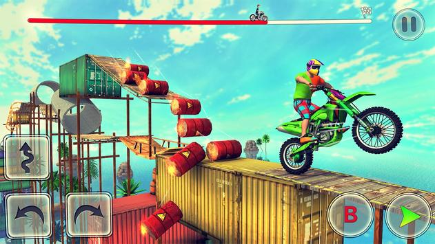 bedava bisiklet yarış oyunları - motor oyunu 2021 Ekran Görüntüsü 1