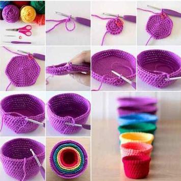 Créative Crochet Ideas screenshot 5