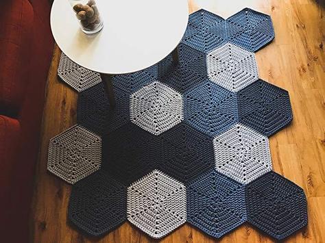 Créative Crochet Ideas poster